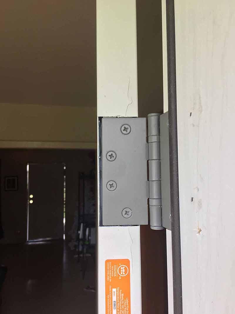 Opelousas Housing Door Replacement